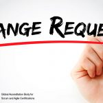 How do we handle change requests in Scrum?