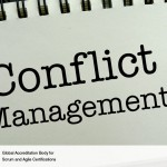 Conflict Management in SCRUM