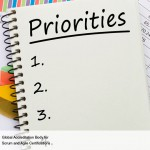 Value-based Prioritization in SCRUM