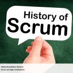 The story behind origin of Scrum